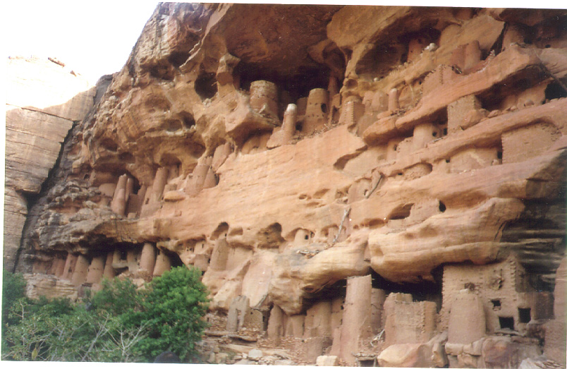 バンディアガラの断崖の画像 p1_39